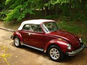Volkswagen 1978 Volkswagen Beetle - Classic Convertible