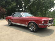 1967 Ford Mustang2-door Convertible