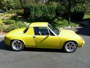 1970 Porsche 914 2500 miles